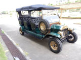 [توب قوليتي] أثر قديم 3 صفاح كلاسيكيّة لعبة غولف سيارة [5كو] كهربائيّة سابحة عربة