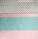 Ткань циновки ванны для PVC пенилась