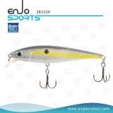 Приманки ручки рыболова прикорм рыболовства шестерни отборной отмелый с крюками Bkk дискантовыми (SB3109)