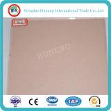 건물 유리벽을%s 유리제 사려깊은 색을 칠하는 분홍색 색깔 유리
