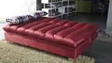 O sofá de Morden Cornern ajustou-se com otomano