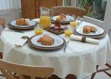 Wegwerf- u. umweltfreundliches Polypropylen-nichtgewebtes Gewebe 100% für Tisch-Deckel