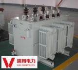 S15-1000kVA de Amorfe Transformator van de Legering/de Transformator van de Stroom