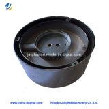 Costomized CNC-maschinell bearbeitenteil-Aluminiumlegierung-/Metallrunder Bearbeitung-Deckel