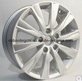 16 de Wielen van het Aluminium van de Auto van de duim met PCD 5X112