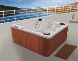 BALNEARIO al aire libre del Aqua de Monalisa de la energía hidraúlica de los jets del masaje al aire libre del torbellino (M-3312)