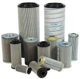 Filtro hidráulico de repuesto Elemento de filtro de acero inoxidable