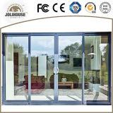 Puertas deslizantes de aluminio modificadas para requisitos particulares fabricación de China