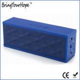 Altofalante Cuboid de Bluetooth do cerco do engranzamento do Altofalante-Excitador do ferro na potência 6watt (XH-PS-660)