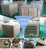 Dispositivo di raffreddamento di aria evaporativo industriale di nuovo disegno con i CB del Ce
