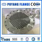 Plaque à tuyaux 304 d'acier inoxydable