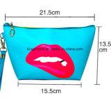 Sac cosmétique d'unité centrale de la plus défunte mode avec la grande bouche (KCCA020)