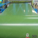 PPGI Prepainted гальванизированная стальная катушка с после того как оно покрашено