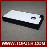 Huawei P9 라이트를 위한 주문을 받아서 만들어진 제 2 인쇄 TPU 전화 상자
