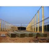 Magazzino prefabbricato economico della Camera della struttura d'acciaio