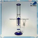 Bw104 mayor de la alta calidad del vidrio Shisha Nargile pipa cachimba