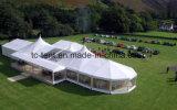 결혼식 천막 훈장 하우스 파티가 옥외 결혼식 천막 결혼식 큰천막 천막에 의하여 값을 매긴다