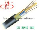 Communicatie van de Optische Kabel van de Schakelaar GYFTY van de vezel de Optische Schakelaar van de Kabel