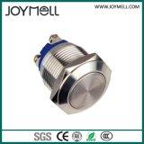 Elektrischer 6V 12V 24V 48V 110V 220V Stahl-Druckknopf des Cer-