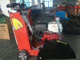 Cortador da estrada do motor Diesel, máquina de estaca concreta