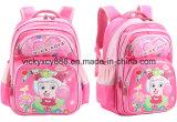 A trouxa do ombro do dobro do estudante dos alunos ensaca o Schoolbag (CY5875)