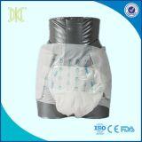 Soin patient de couches-culottes adultes remplaçables élevées bon marché d'absorptivité de constructeur de la Chine pour des personnes âgées
