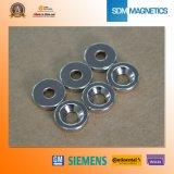 Angesenkter Magnet der Qualitäts-N35 Neodym