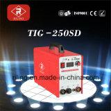 De Machine van het Lassen van de omschakelaar TIG/MMA (tig-160SD/180SD)
