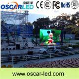 Visualización de LED de alquiler de la alta calidad al aire libre P5.95