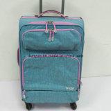 耐久の洗濯機のしわファブリックトロリー袋、車輪が付いているカスタム偶然OEM旅行荷物袋