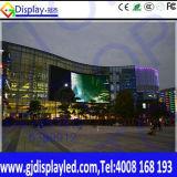 Visualizzazione di LED di celebrazione di festival con effetto di visione di HD