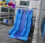 屋外のために跳ぶ膨脹可能なスライドのスライド