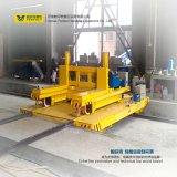 Coche eléctrico del transbordador del riel transversal para el transporte multidireccional del cargo
