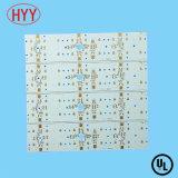 Placa do PWB do ouro da imersão de Shenzhen com furo cego e o entalhe cego (HYY-166)
