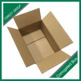5 capas de cartón ondulado de jabón caja de cartón de embalaje