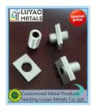CNC die Deel met Aluminium machinaal bewerken