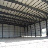 Construction préfabriquée de structure métallique d'usine de fabrication pour l'entrepôt