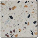 Strato di superficie solido acrilico di pietra artificiale di Corian per il comitato di parete