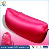 Saco preguiçoso de dobramento inflável de acampamento ao ar livre do sono do curso da venda por atacado da fábrica