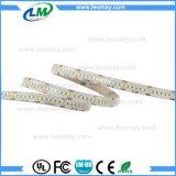 3M sujeta con cinta adhesiva los 240LEDs/m la sola iluminación de tira de interior de la decoración de la fila
