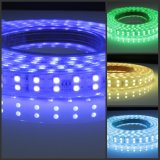 5050 RGB solo Color/60LEDs R/G/B/Y/W/Ww 1090-277V con el regulador del LED