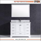 Cabinet de toilette en bois massif T9311-36W