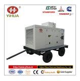 Подвижной тип Трейлер-Установленное Cummins Genset генератора энергии