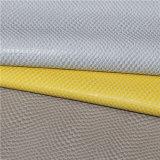 Искусственная кожа PU модной текстуры змейки материальная для сумок