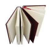 Fabricante de encargo del cuaderno de la fuente de oficina de la alta calidad