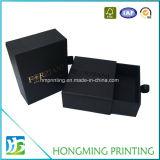 Kundenspezifisches Firmenzeichen gedruckter Papierpappschmucksache-Kasten
