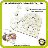 China-Fertigung-Leerzeichen-Puzzlespiele für Farben-Sublimation für Wärmeübertragung