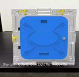 Governo di alluminio locativo dell'interno della visualizzazione di LED dell'affitto P2.5