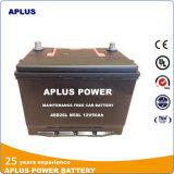 Aucune demande de remplir les batteries de voiture de l'eau 12V50ah N50L 48d26L