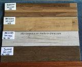 Mattonelle di pavimento rustiche di legno della ceramica del materiale da costruzione